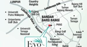 Evo Bangi, Apartments  Kampong Sungai Ramal Dalam - big - 6
