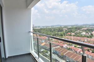 Evo Bangi, Apartments  Kampong Sungai Ramal Dalam - big - 10