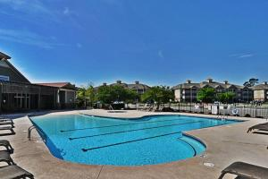 1202 Crow Creek Drive Condo, Apartments  Calabash - big - 12