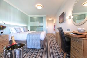 Luccombe Hall Hotel, Hotels  Shanklin - big - 22