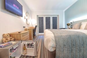 Luccombe Hall Hotel, Hotels  Shanklin - big - 24