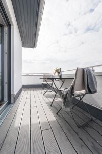Haus Baltic Cube, Ferienwohnungen  Börgerende-Rethwisch - big - 147