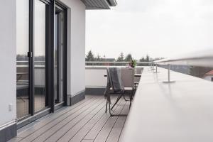 Haus Baltic Cube, Ferienwohnungen  Börgerende-Rethwisch - big - 146