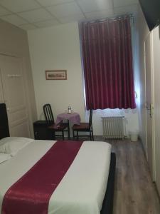 Hotel De L'arrivée, Hotel  Saint-Brieuc - big - 12