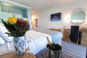 Luccombe Hall Hotel, Hotels  Shanklin - big - 64