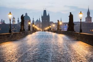 MOODs Charles Bridge, Hotel  Praga - big - 21