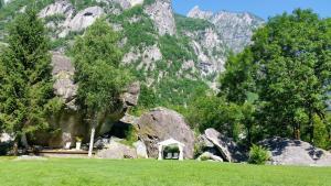 Centro Della Montagna, Hostelek  Val Masino - big - 16