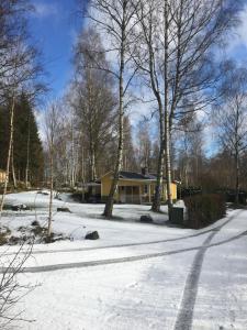 Almagården, Prázdninové domy  Svängsta - big - 18