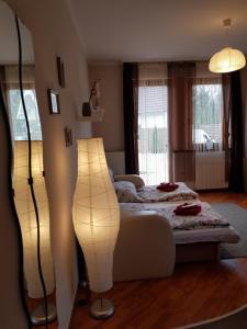 Magnólia Apartman, Ferienwohnungen  Gyula - big - 38