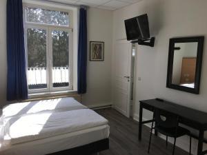 Parkhotel Villa des Effats Vielsalm, Hotels  Vielsalm - big - 22