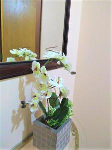 Apartamento próximo ao Centro de Gramado - Charmoso, Апартаменты  Грамаду - big - 15
