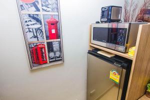 Unixx Condo, Апартаменты  Паттайя Юг - big - 29