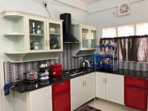 EN Jays Residency (Service Apartments), Apartmány  Kottayam - big - 20