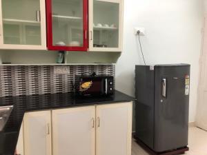 EN Jays Residency (Service Apartments), Apartmány  Kottayam - big - 21