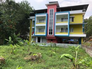 EN Jays Residency (Service Apartments), Apartmány  Kottayam - big - 22