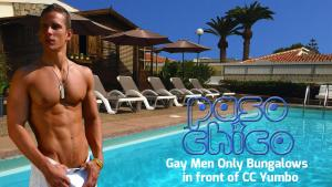 Gay Paso Chico - Gay Men Only, Playa Del Ingles