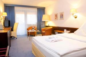 Hotel Wittelsbach, Hotely  Bad Füssing - big - 5