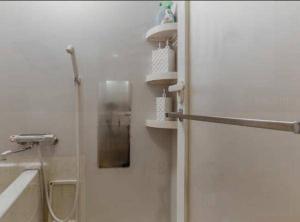 Tokyo Faminect Apartment FN227, Apartmány  Tokio - big - 9