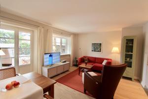 Ulenhof Appartements, Ferienwohnungen  Wenningstedt-Braderup - big - 42