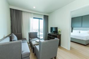 Dlux Condominium Phuket, Apartmány  Chalong  - big - 4