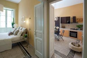 Chez Mamie, Ferienwohnungen  Salerno - big - 21