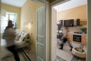 Chez Mamie, Apartmány  Salerno - big - 22