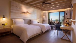 Premium Sea View Room - Twin Bed
