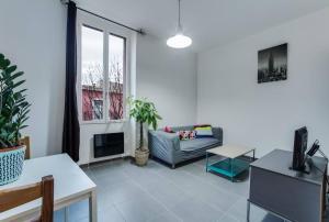 Air Rental - Bel appartement au Panier/Vieux-Port, Апартаменты  Марсель - big - 1
