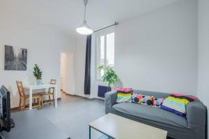 Beau T2 au Panier - Air Rental, Apartmanok  Marseille - big - 9
