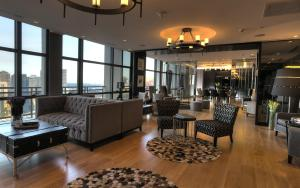 Gramercy Residences, Privatzimmer  Manila - big - 21