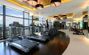 Gramercy Residences, Privatzimmer  Manila - big - 25