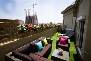 Suite Home Sagrada Familia, Apartmanok  Barcelona - big - 36