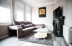 Suite Home Sagrada Familia, Apartmanok  Barcelona - big - 37