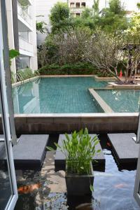 Studio in Haven, Apartmanok  Bangkok - big - 44