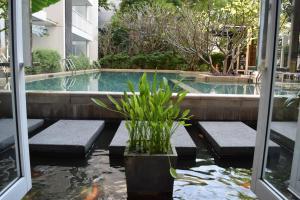 Studio in Haven, Apartments  Bangkok - big - 43