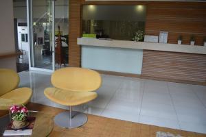 Studio in Haven, Apartmanok  Bangkok - big - 39