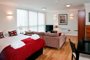 Your Space Apartments - Byron House Studio, Apartmány  Cambridge - big - 17