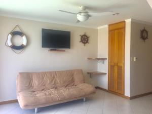Edf. El Penon del Rodadero, Апартаменты  Санта-Марта - big - 27