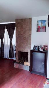 Hacienda El Dorado II, Проживание в семье  Толука-де-Лердо - big - 4
