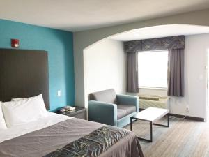 Americas Best Value Inn & Suites, Мотели  Eldon - big - 12