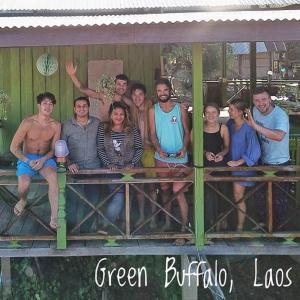 Green Buffalo Bungalows, Locande  Don Det - big - 9