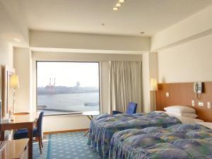 Hotel Seagull Tenpozan Osaka, Hotels  Osaka - big - 6