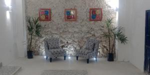 Hostel Le Juj, Vendégházak  Mérida - big - 9