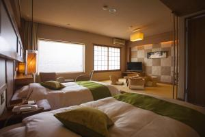 Shodoshima International Hotel, Ryokans  Tonosho - big - 26
