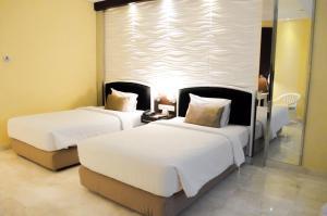 Hotel New Saphir Yogyakarta, Hotels  Yogyakarta - big - 14