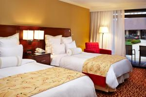 Indianapolis Marriott East, Hotely  Indianapolis - big - 10