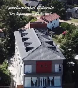 Apartamentos Ostende, Apartmány  Ostende - big - 12