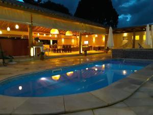 Rancho Dois Irmãos, Ferienhäuser  Carmo do Rio Claro - big - 1