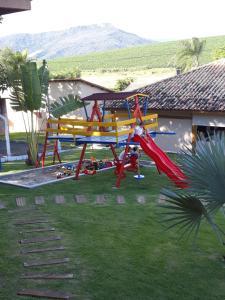 Rancho Dois Irmãos, Ferienhäuser  Carmo do Rio Claro - big - 31