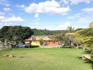 Rancho Dois Irmãos, Ferienhäuser  Carmo do Rio Claro - big - 27